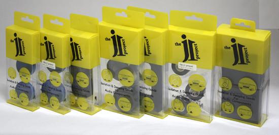 j1 project 新パッケージ インシュレーター オーディオCDプレーヤーアンプ類 振動対策