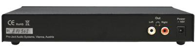 CD Box 小型コンポCDプレーヤー  オーストリア プロジェクトオーディオ Pro-Ject Audio