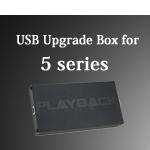 USBX Playback Designs 5シリーズ用 外付けUSBアップグレードボックス PCM 384kHz/24bit DSD 6.1MHz