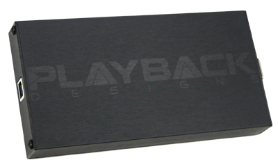 USBX PlaybackDesigns 5シリーズ用 外付けUSBアップグレードインターフェース PCM 384kHz/24bit DSD 6.1MHz