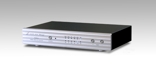 Esseisioエッセンシオ 192kHz/32bit USB DAC イタリア NorthStarDesign ノーススターデザイン
