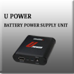 U POWER BATTERY POWER SUPPLY UNIT バッテリー KingRex キングレックス