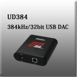UD384 384kHz/32bit USB DAC Kingrex キングレックス