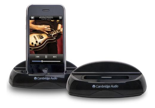 iPodドック iD50 イギリス ケンブリッジオーディオ CambridgeAudio