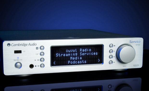 NP30 ネットワークオーディオプレーヤー イギリス Cambridge Audio ケンブリッジオーディオ
