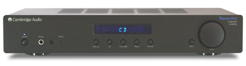 TOPAZ AM10 プリメインアンプ イギリス ケンブリッジオーディオ Cambridge Audio
