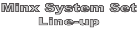 Minx ミンクスシステムセット 5.1サラウンドホームシアター サテライトスピーカー サブウーファー イギリス CambridgeAudio ケンブリッジオーディオ ラインナップ