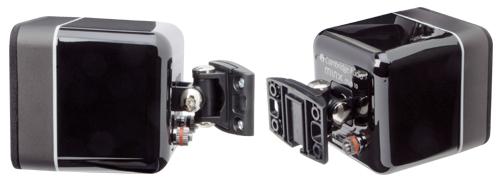 高音質小型スピーカー Minx ミンクス イギリス CambridgeAudio ケンブリッジオーディオ ライフスタイルコンセプト  サラウンドホームシアターオーディオ  スタイリッシュスピーカー minxサテライトスピーカー専用ウォールマウント