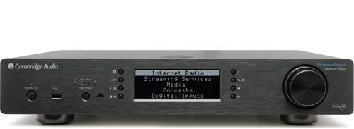 Stream Magic 6 アップサンプリング ネットワークミュージックプレーヤー イギリス Cambridge Audio ケンブリッジオーディオ