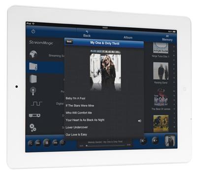 ストリームマジック リモート iPad