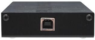 USBX PlaybackDesigns 5シリーズ用 外付けUSBアップグレードボックス PCM 384kHz/24bit DSD 6.1MHz USB2.0ケーブル パソコンへの出力端子