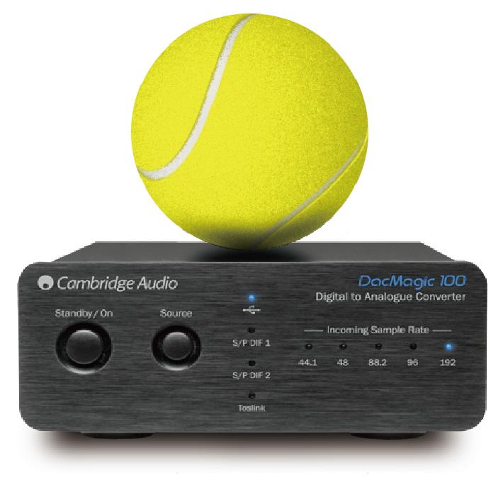 DacMagic 100 USB DAC DAコンバーター Cambridge Audio ケンブリッジオーディオ イギリス