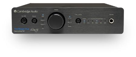 DacMgic Plus USB DAC DAコンバーター イギリス Cambridge Audio ケンブリッジオーディオ