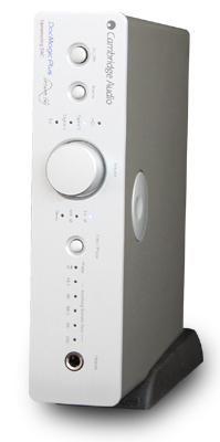 DacMajic Plus USB DAC DAコンバーター Cambridge Audio ケンブリッジオーディオ 縦置