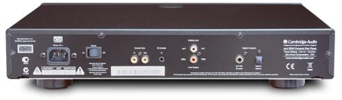 CDプレーヤー イギリス ケンブリッジオーディオ Cambridge Audio Azur651C リアパネル