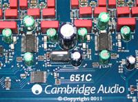 CDプレーヤー イギリス ケンブリッジオーディオ Azur651C DACs