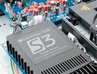 CDプレーヤー イギリス ケンブリッジオーディオ Azur651C S3 サーボ