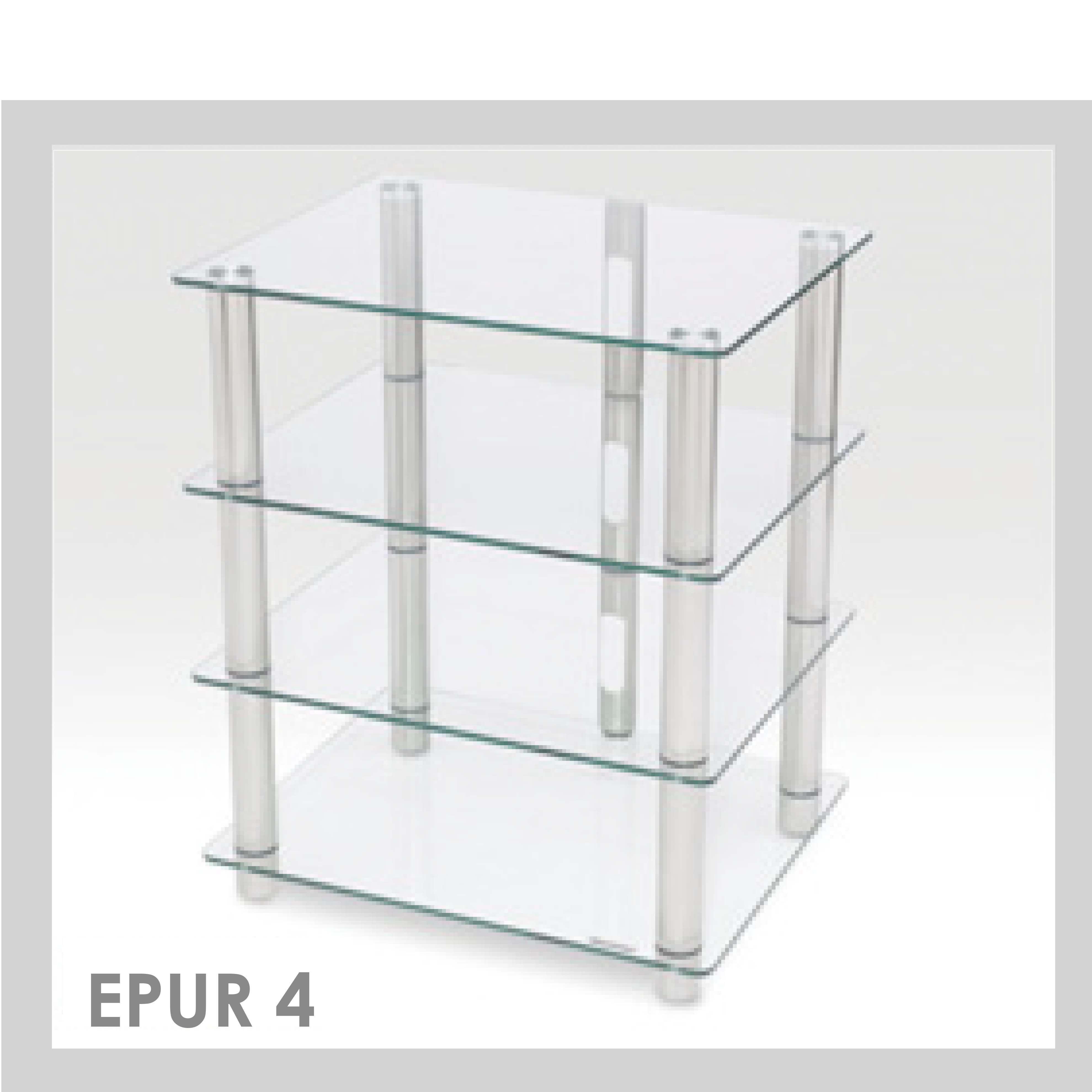 NorStone ノーストーン LifeStyle AV Hi-Fi furniture EPUR 4