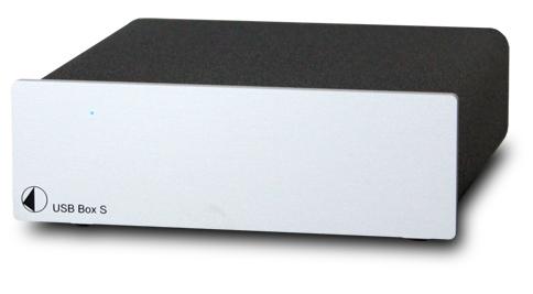 USB Box S USB DAC 小型ステレオコンポ Pro Ject Audio プロジェクトオーディオ