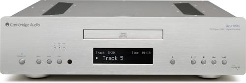 Azur851C 384kHz824bit アップサンプリングDAC CDプレーヤー デジタルプリアンプ Cambridge Audio ケンブリッジオーディオ イギリス