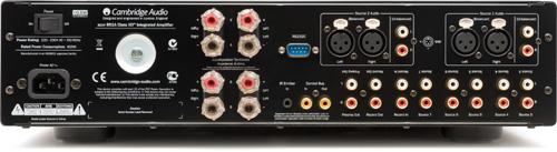 Azur851A  Class XD リアパネル プリメインアンプ ケンブリッジオーディオ Cambridge Audio イギリス
