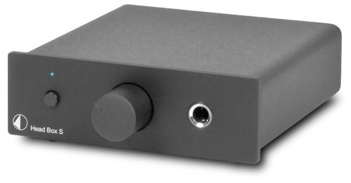 Head Box S ヘッドフォンアンプ ミニコンポ Pro Ject Audio プロジェクトオーディオ