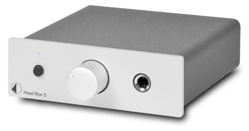 Head Box S ヘッドフォンアンプ ステレオミニコンポ Pro Ject Audio オーストリア
