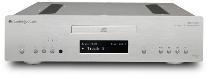Azur851C CDプレーヤー Cambridge Audio ケンブリッジオーディオ イギリス