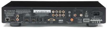 Azu752BD 3D/4K出力対応Blu-rayユニバーサルプレーヤー ケンブリッジオーディオ イギリス