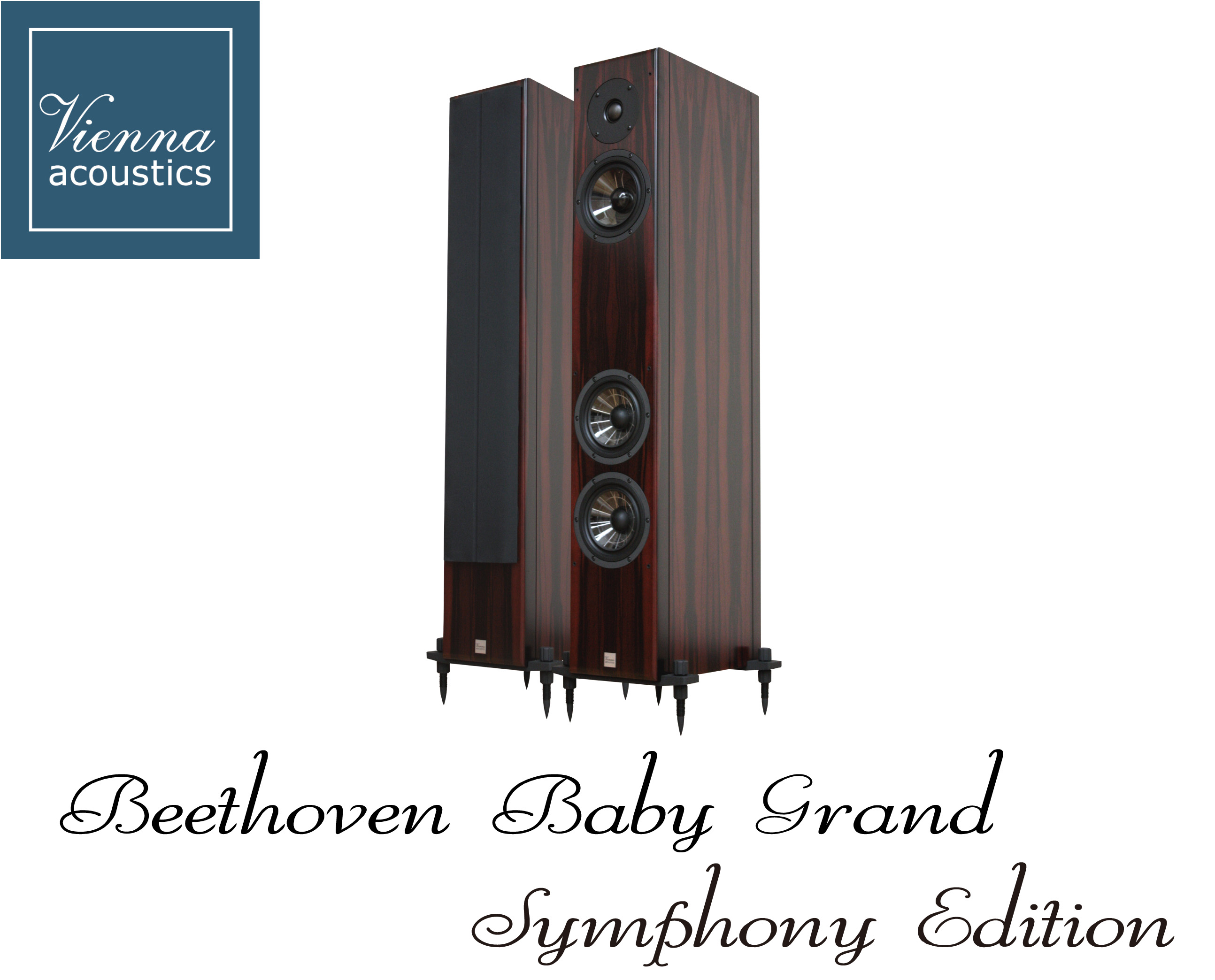 Vienna Acostics Beethoven Baby Grand Symphony Edition highend audio speaker