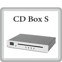 CD BOX S CD Player プレイヤー 小型オーディオコンポ Pro Ject Audio プロジェクトオーディオ オーストリア