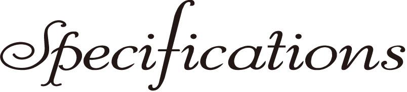 Vienna Acostics Specifications spec