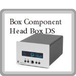 Head Box DS  ヘッドフォンアンプ Pro-JectAudioプロジェクトオーディオ
