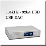 Fluxio フルクシオ 192kHz 32bit USB DAC North Star Design ノーススターデザイン Itaria イタリア