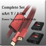 uArt Y USB Y ケーブル KingRex キングレックス