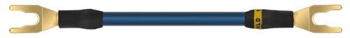 ジャンパー ケーブル WireWorld ワイヤーワールド series7 Oasis7 JPOA7-SPDG