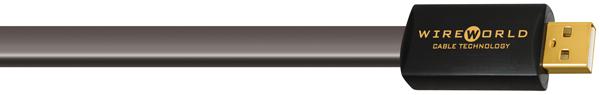 USBケーブル WireWorld ワイヤーワールド  Silver Starlight SSB