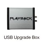 USB-X ST Playback Designs 5series用 外付けUSBアップグレードボックス PCM 384kHz/24bit DSD 6.1MHz