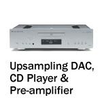 Azur851C 384kHz/24bitDAC CDプレーヤー Cambridge Audio ケンブリッジオーディオ