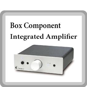 Stereo Box S プリメインアンプ 小型オーディオコンポ Pro-Ject Audio プロジェクトオーディオ