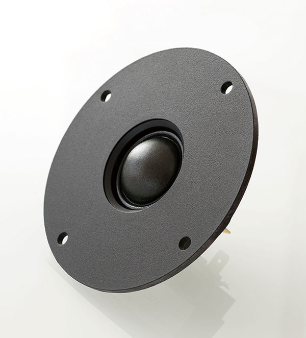 Custom Made Silk Dome Tweeter