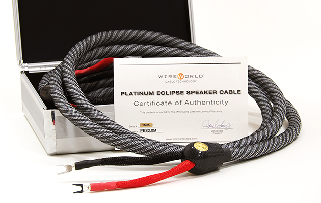 SERIES8 Speaker Cables