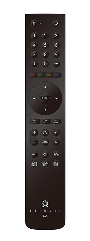 C25 Remote