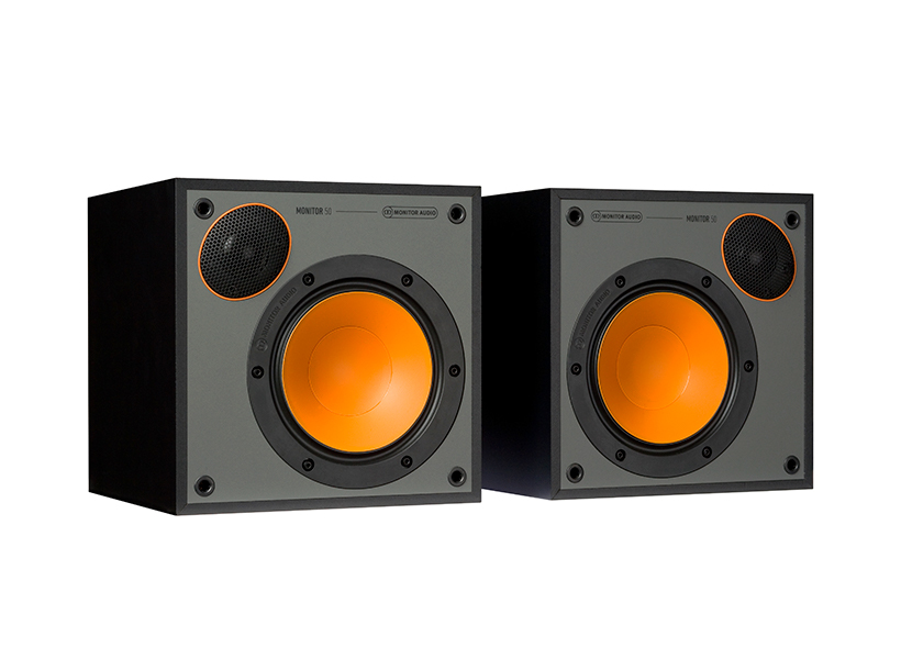 Monitor 50 Orange Units