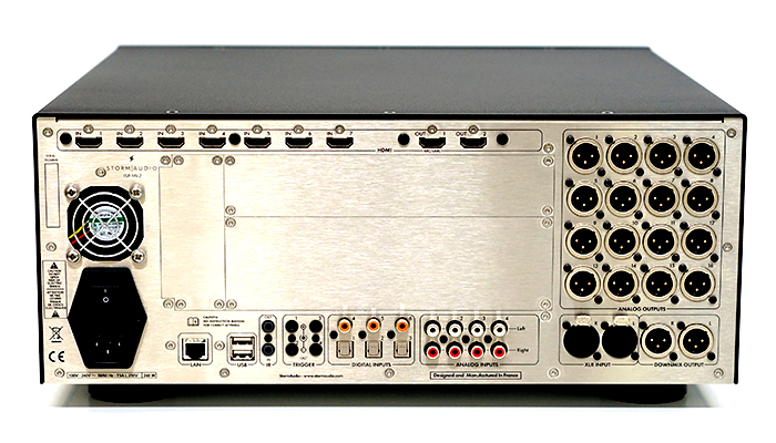 ISP.16 ANALOG MK2 back