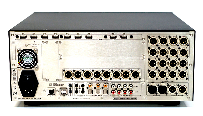ISP.24 ANALOG MK2 back