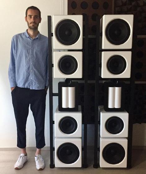 AudioNec Matthieu Brasebin