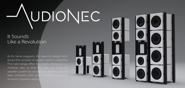 AudioNec オーディオネック