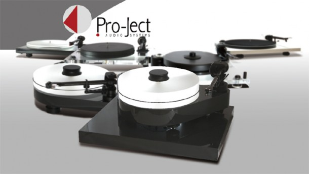 Pro-Ject Audio Turn-table Series