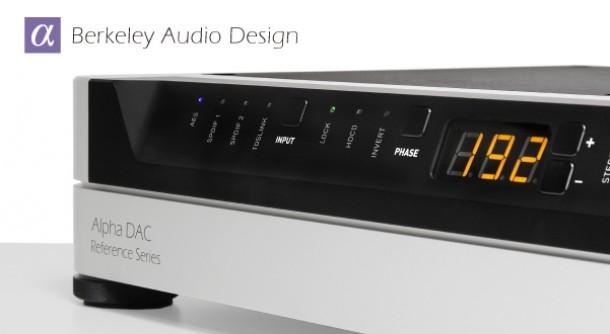 Berkeley Audio Design バークレーオーディオデザイン